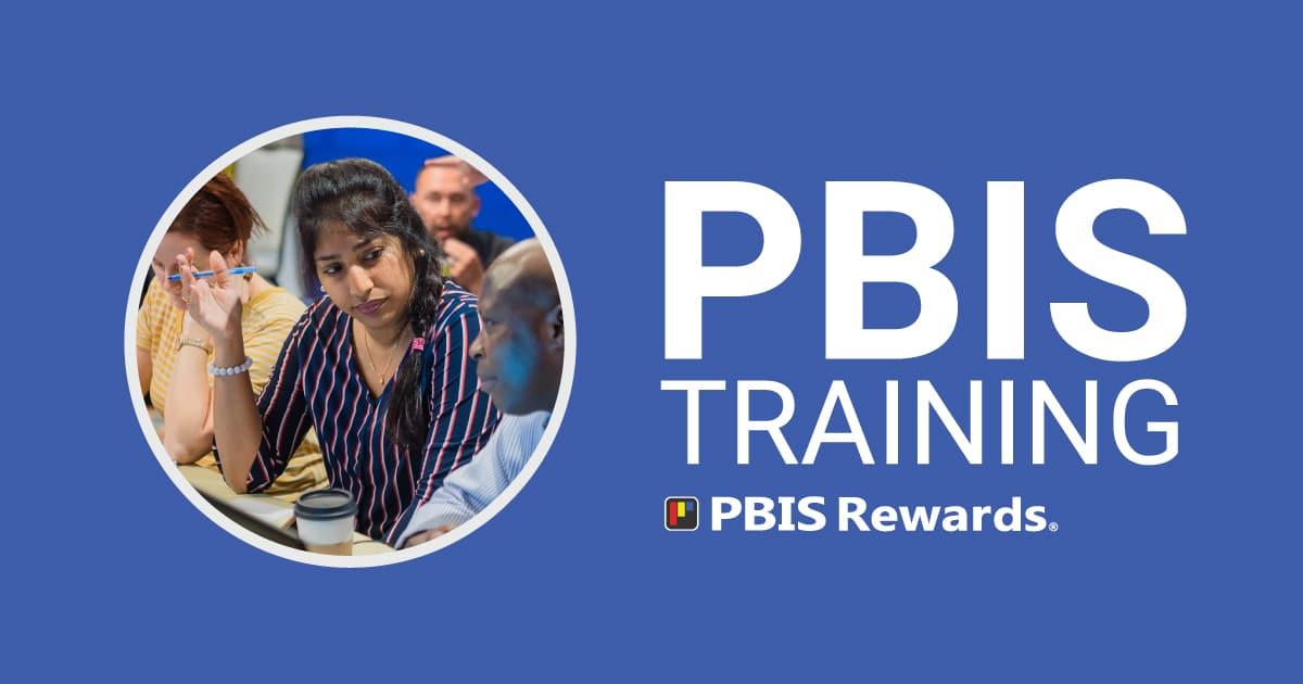 PBIS Training Share Banner