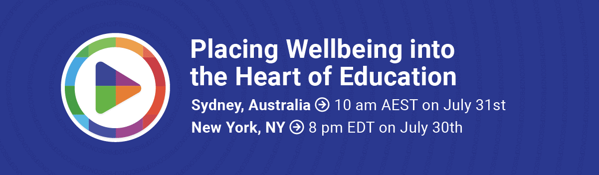 Placing Wellbeing into the Heart of Education