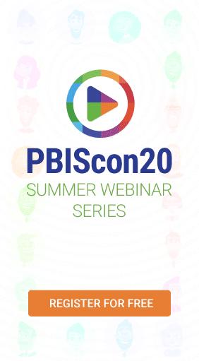 PBIScon20 Summer Webinar Series. FREE PBIS Webinars
