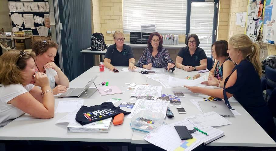 Geographe Primary Positive Behaviour Support team