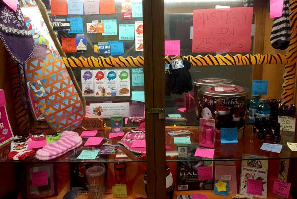 pbis school store