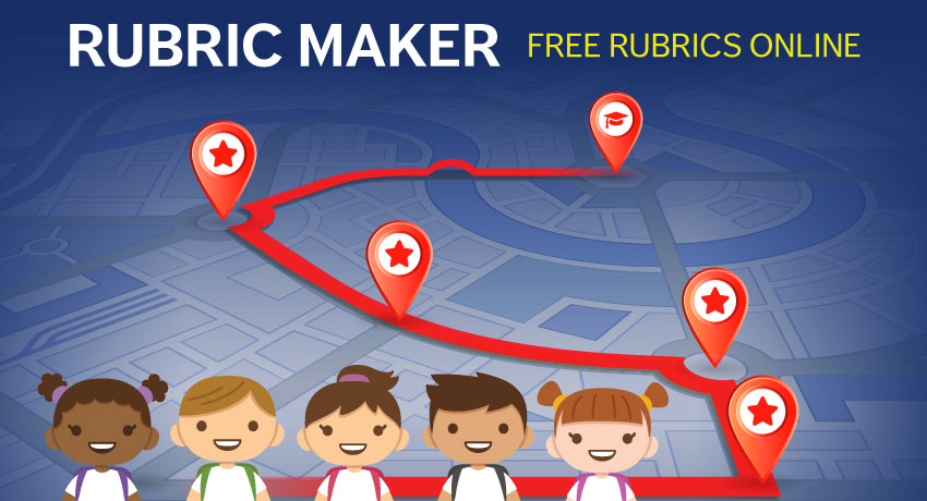 rubric maker free online resources