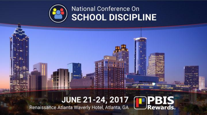 PBIS Rewards on Display in Atlanta, June 21-24, 2017