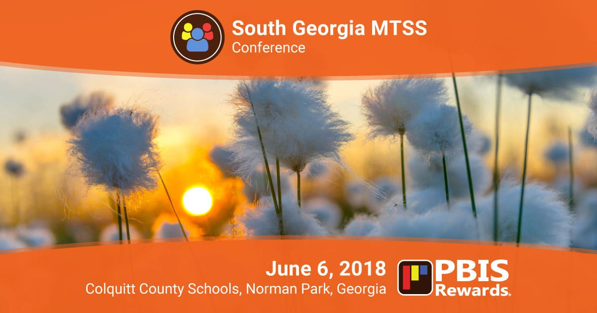 south Georgia MTSS conference 2018