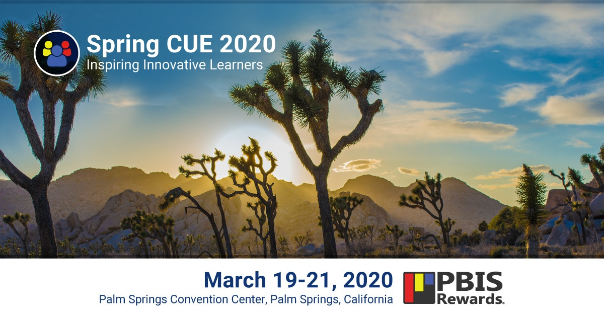 spring cue conference 2020