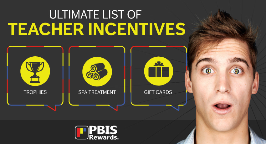 teacher incentives list