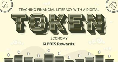 teaching financial literacy digital token economy of pbis rewards