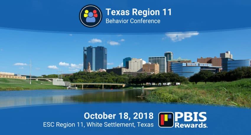 Texas Region 11 Behavior Conference 2018