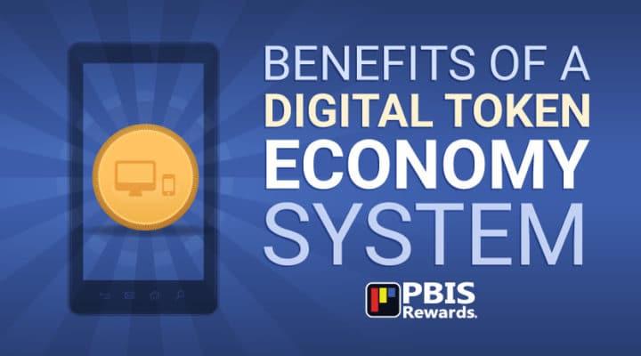 Benefits of a Digital Token Economy System